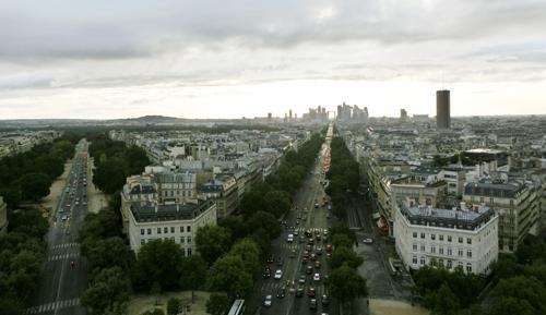 ラ・デファンス パリ