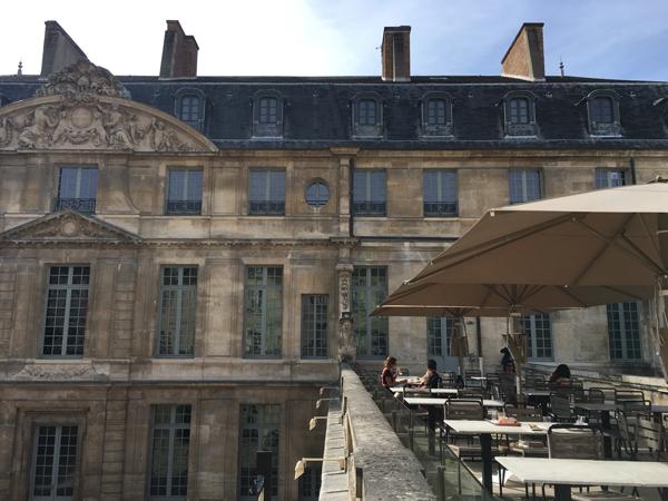 ピカソ美術館 パリ