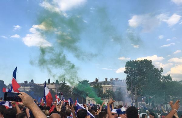 パリ ワールドカップ