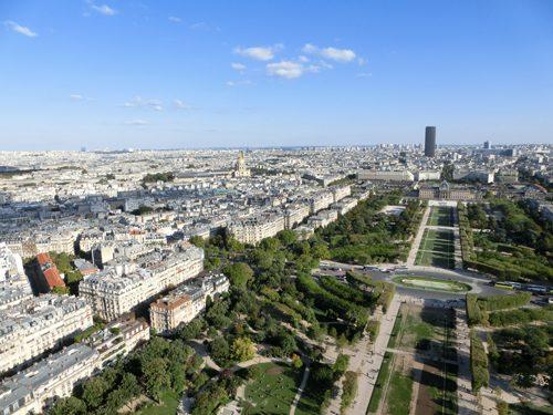 パリ 観光 エッフェル塔