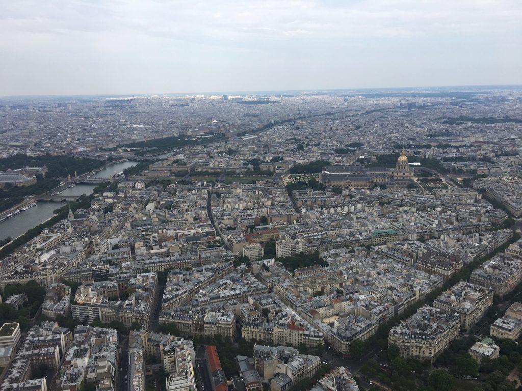 パリ エッフェル塔 観光