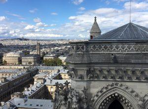 パリ ノートルダム大聖堂 観光