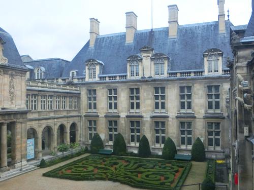 カルナヴァレ博物館 パリ