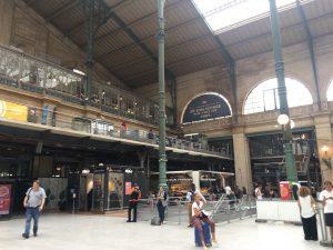 パリ ロンドン ユーロスター 電車