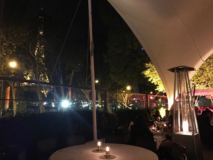 パレドトーキョー パリ 観光 バー