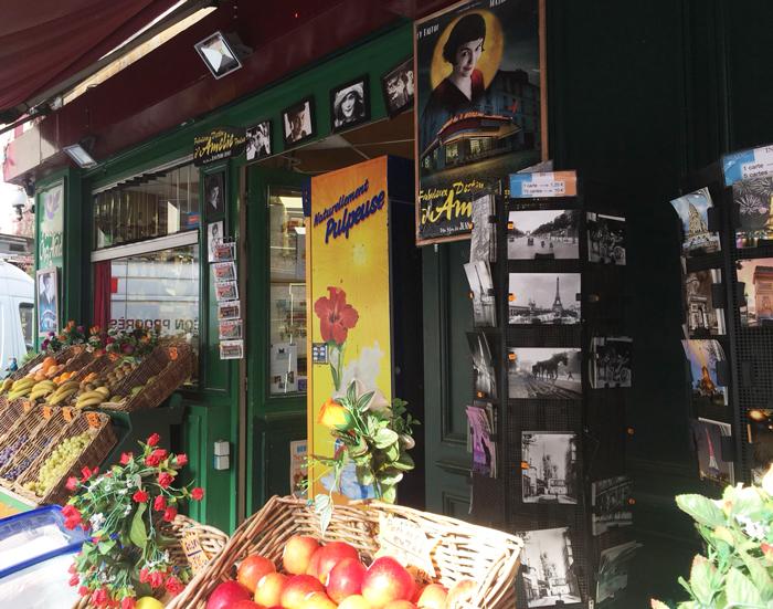 パリ アメリ ロケ地 コリニョン