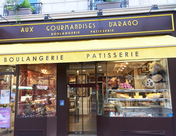 くま パリ 観光