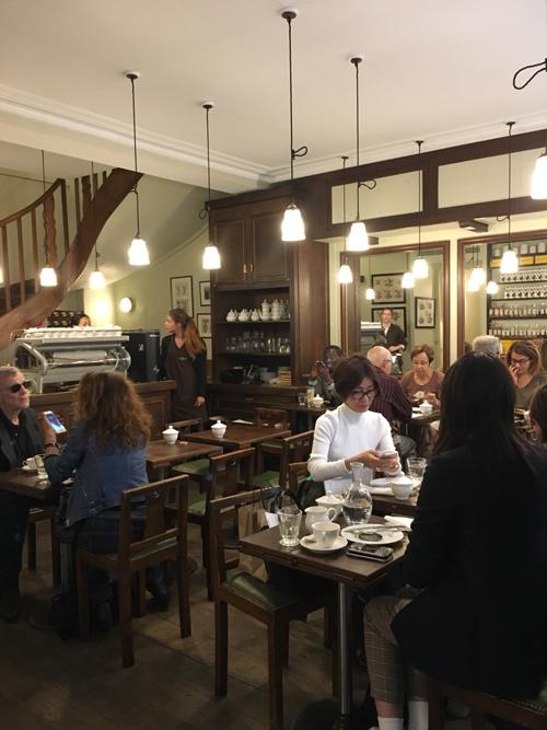 カフェ パリ コーヒー サントノーレ