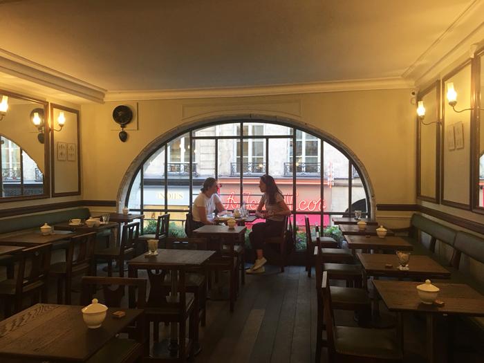 カフェ パリ サントノーレ
