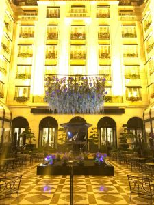 フォーシーズンズホテル パリ