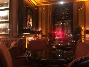 フォーシーズンズ パリ ホテル バー