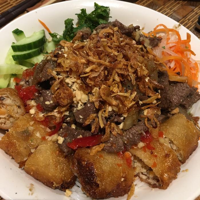 ボブン フランス ベトナム料理