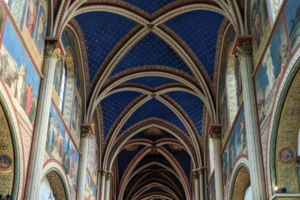 パリ サンジェルマンデプレ教会