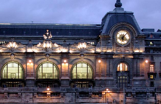 パリ オルセー美術館 観光