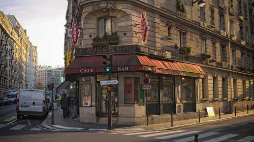 パリ タバ TABAC