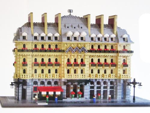 パリ レゴ 観光