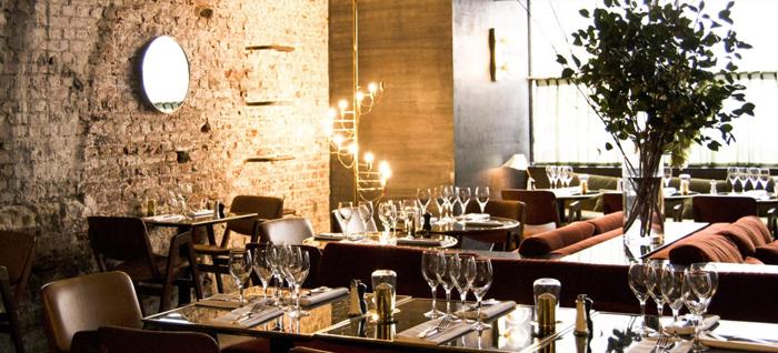 パレドトーキョー レストラン パリ