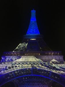 エッフェル塔 ライトアップ ジャポニズム パリ 観光