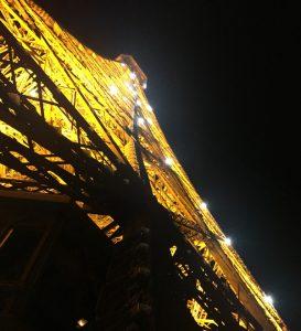 エッフェル塔 パリ 観光 夜景