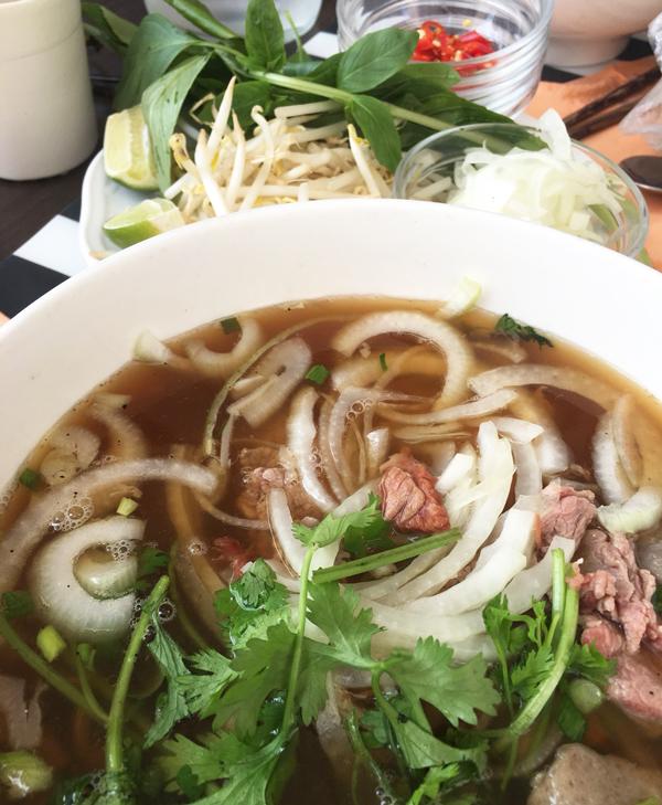ベトナム料理 パリ