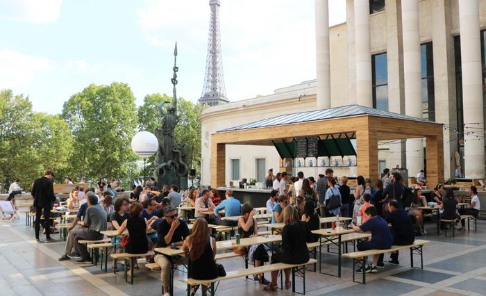 パレ・ド・トーキョー 美術館 パリ