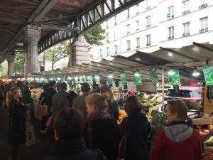 マーケット パリ