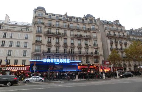 パリ 映画