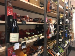 ワイン屋 パリ パッシー