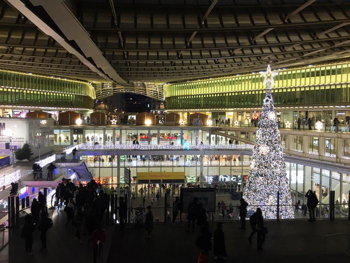 クリスマス レアル シャトレ パリ