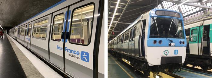 パリ メトロ 7番線