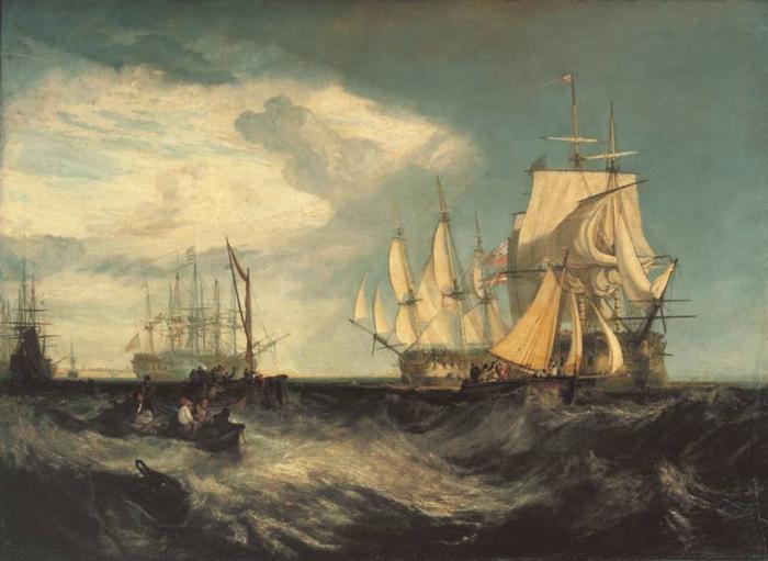 ターナー 船