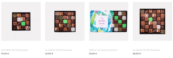 チョコレート パリ