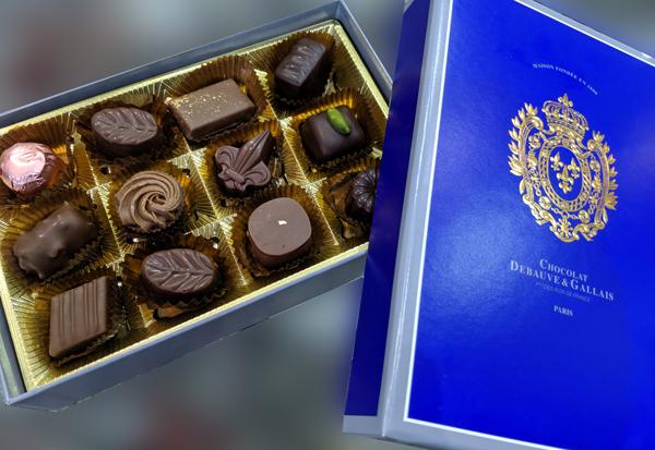 パリ チョコレート