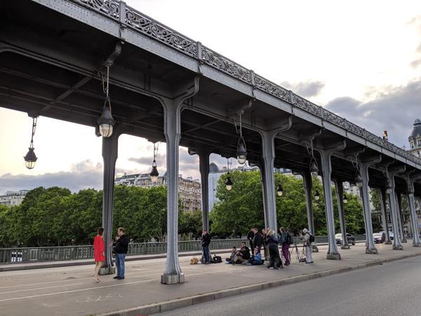 パリ 撮影会