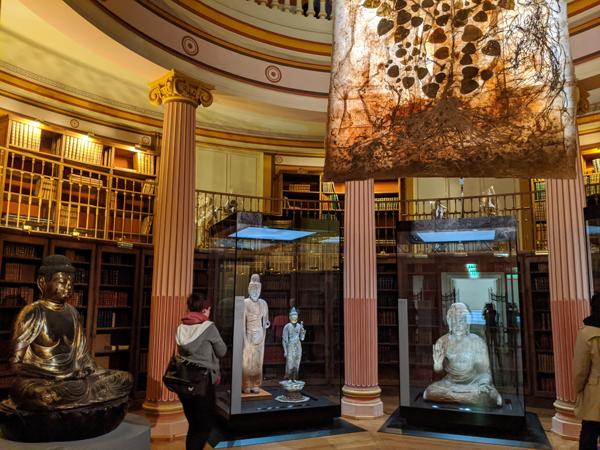 ギメ東洋美術館 パリ