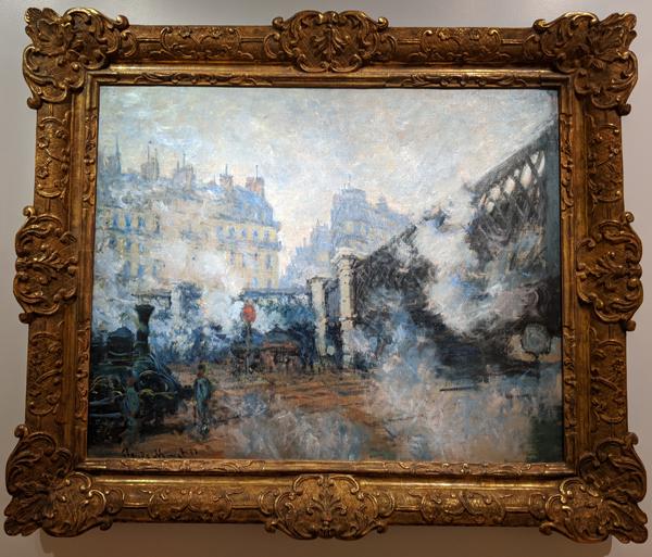 マルモッタンモネ美術館 パリ モネ 睡蓮