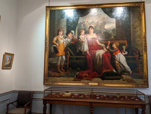 マルモッタンモネ美術館 パリ
