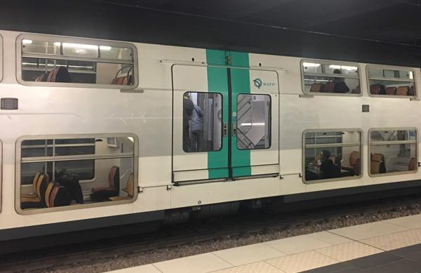 パリ RER